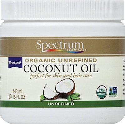 Spectrum Essentials Organic Coconut Oil,
